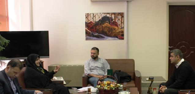 رییس مرکز ملی فرش ایران در دیدار با تجار ایرانی فرش در لبنان / فرش دستباف  نیازمند کار جدی و ملی است