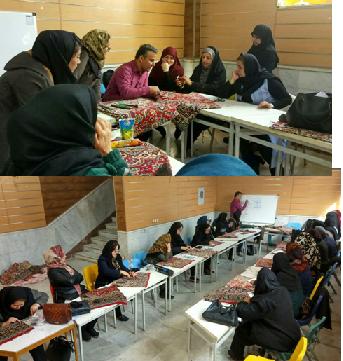 برگزاری نشست ها و کارگاه های آموزشی در  هفتمین نمایشگاه فرش دستباف ایران