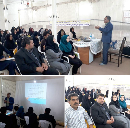 برگزاری اولین دوره مربیان قالی بافی در شهرستان شاهرود