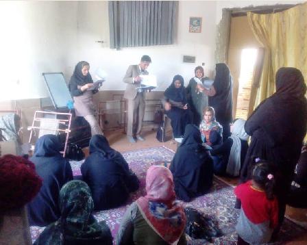 آغاز دوره مقدماتی آموزش قالی بافی در استان کهگیلویه و بویراحمد