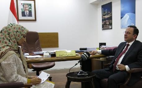 وزیر گردشگری لبنان: فرش ایرانی، کالای بی رقیب و پرفروش در لبنان