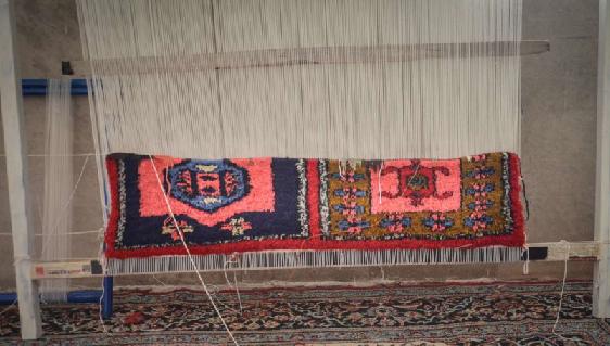 شبکه طراحان خوشه فرش دستباف لرستان شکل گرفت
