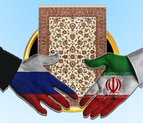 فرش دستباف ایران موضوع کمیسیون مشترک همکاری های تجاری و اقتصادی ایران و روسیه