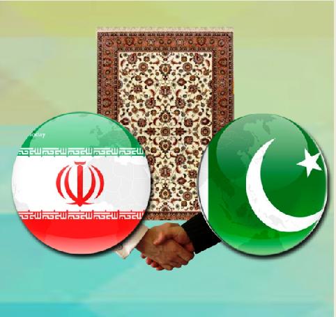 فرش دستباف در امضای سند همکاری های مشترک ایران و پاکستان