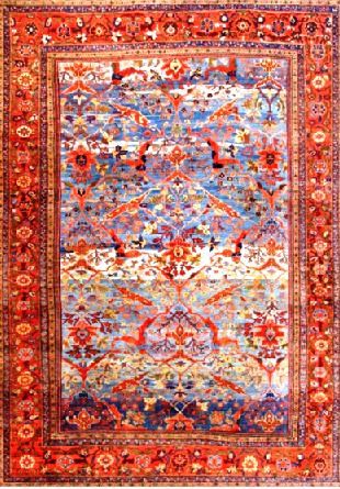 اولین همایش فرش دستباف استان مرکزی در اراک برگزار می شود