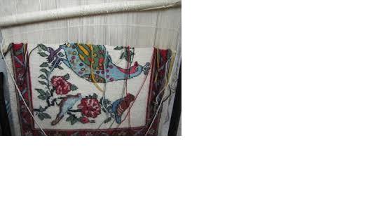 برگزاری دوره های آموزش مقدماتی فرش دستباف در جنوب كرمان
