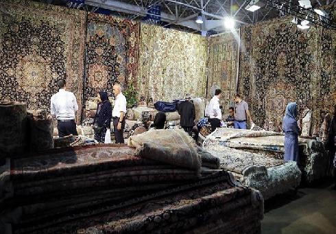 صادرات فرش و صنایع وابسته از آران و بیدگل افزایش یافت