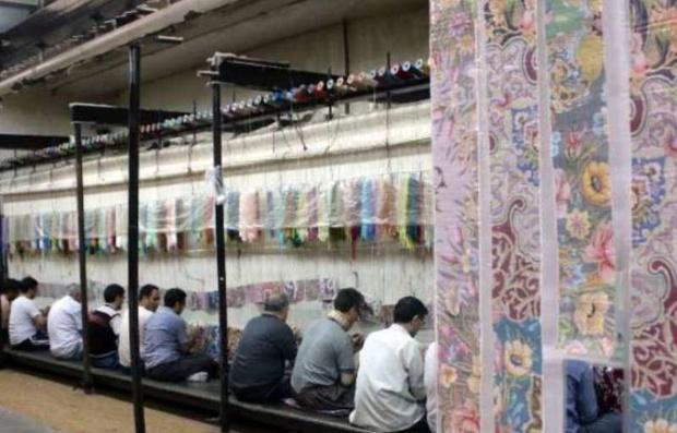 بافت فرش های 600 متری تبریز پس از 8 سال به اتمام می رسد