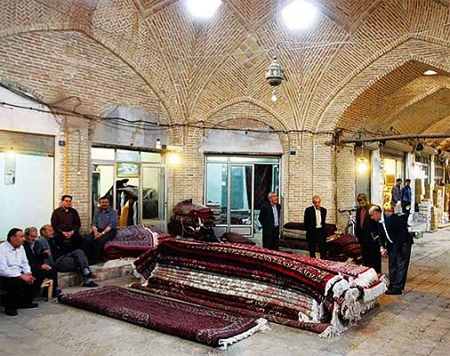 رئیس سازمان صمت استان زنجان خبر داد: فعالیت 88 کارگاه فرش بافی در استان زنجان