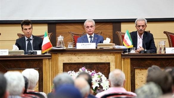 دولت و سفارت ایتالیا، برای رفع موانع همکاری اقتصادی با ایران تلاش کنند