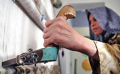 ۸۵ درصد از فرش و قالی آذربایجان غربی قابلیت صادرات به اروپا دارد