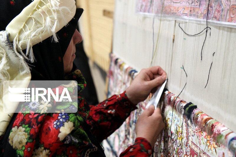 رییس مرکز ملی فرش ایران: هدفگذاری برای ایجاد زنجیره تولید مواد اولیه فرش دستباف