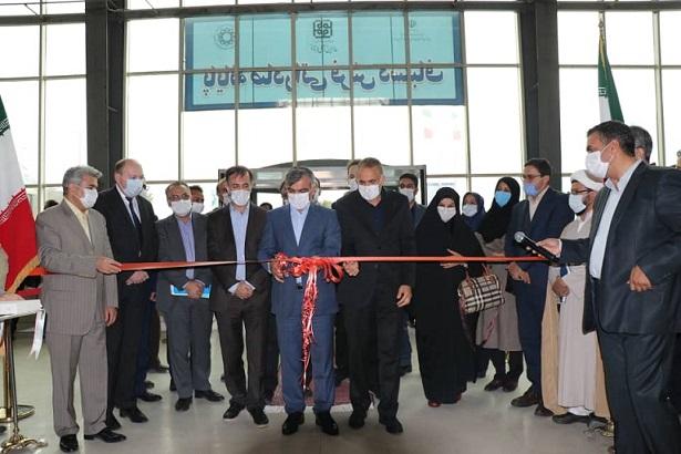 نخستین پایانه صادراتی تخصصی فرش دستباف کشور در استان زنجان افتتاح شد