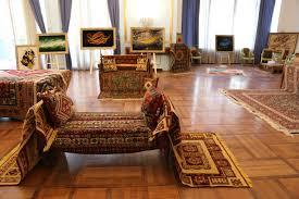 نمایشگاه فرش دستباف از سراسر ایران در مجموعه فرهنگی تاریخی نیاوران