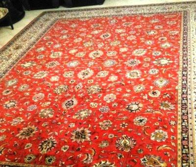 تولید ۱۳ هزار متر مربع فرش دستباف در استان مرکزی