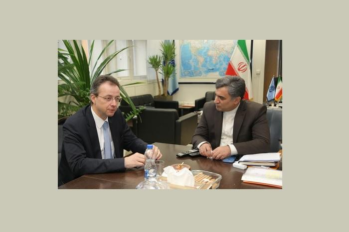 رایزن بازرگانی سفارت اتریش خبر داد / اتریش به دنبال برپایی نمایشگاههای مشترک با ایران