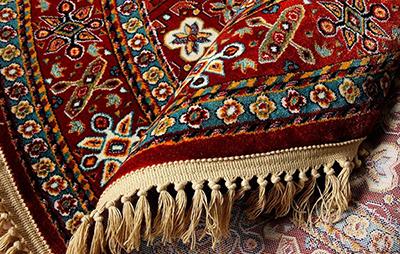 حمایت از فرش دستباف لازمه تحقق شعار سال است