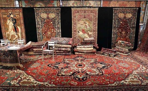 میز فرش دستباف در همدان برگزار می شود